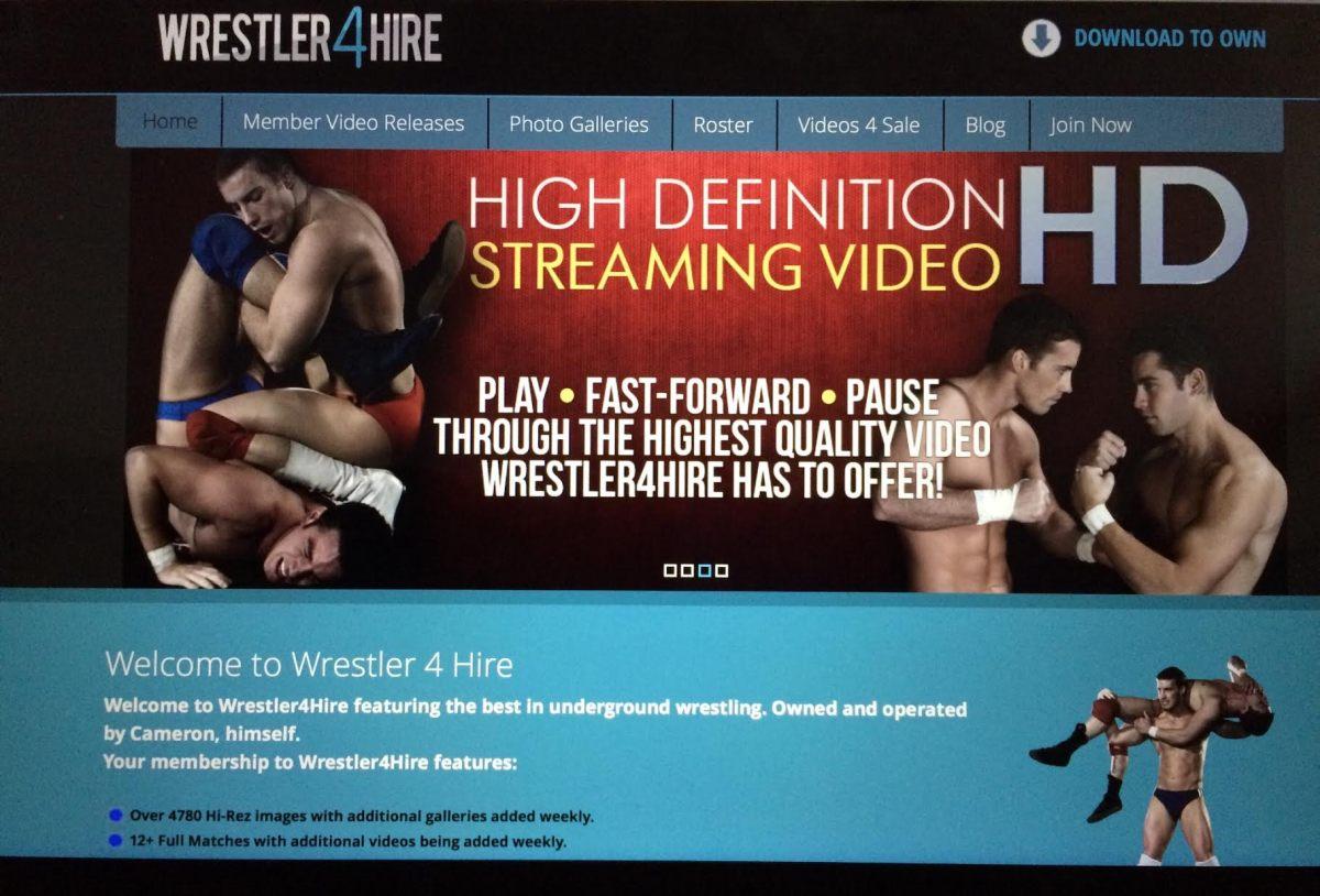 Wrestler4Hire.com Launches